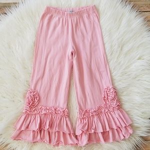 Chasing Fireflies Pixie Girl Ruffle Tiered Pants